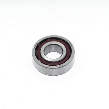30mm x 62mm x 23.8mm  NSK 3206b-2ztn-nsk Double Row Angular Contact Bearings